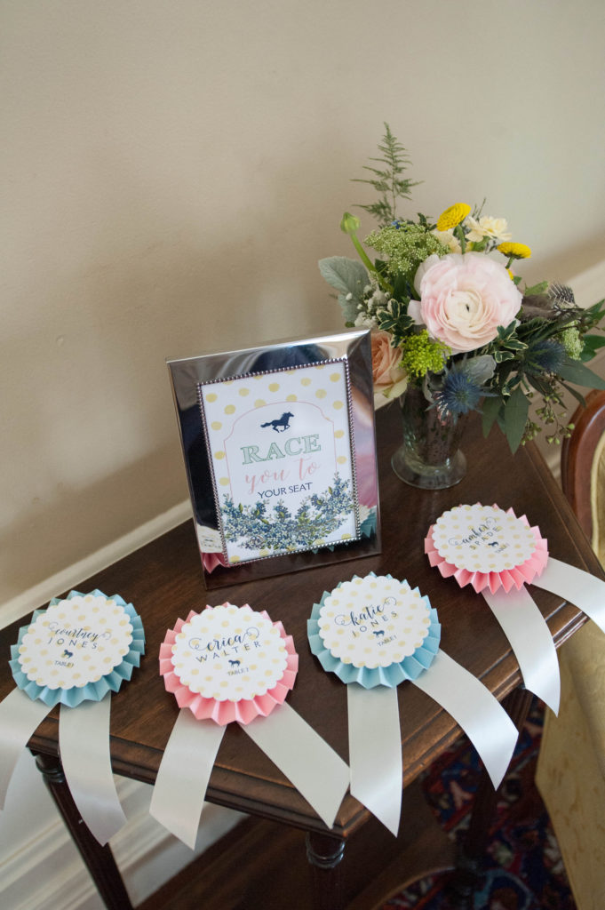 Kentucky Derby Bridal Shower