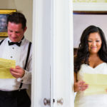 Wedding Note Reading